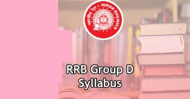 RRB-Group-D-Syllabus
