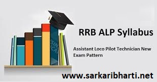 RRB Assistant Loco Pilot Syllabus and Exam Pattern 2020