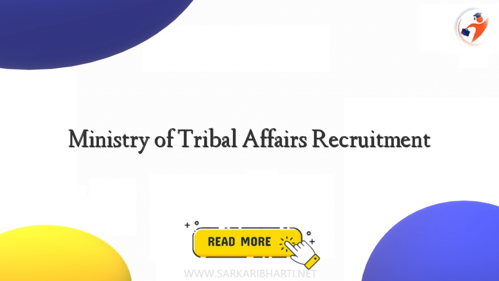 Ministry of Tribal Affairs Image