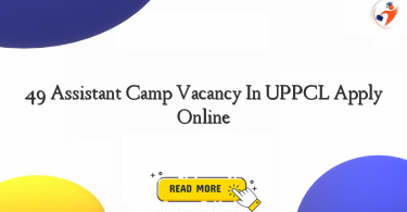 49 assistant camp vacancy in uppcl apply online